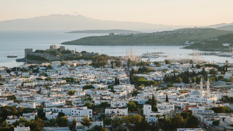 5 Coves You Should Visit in Bodrum