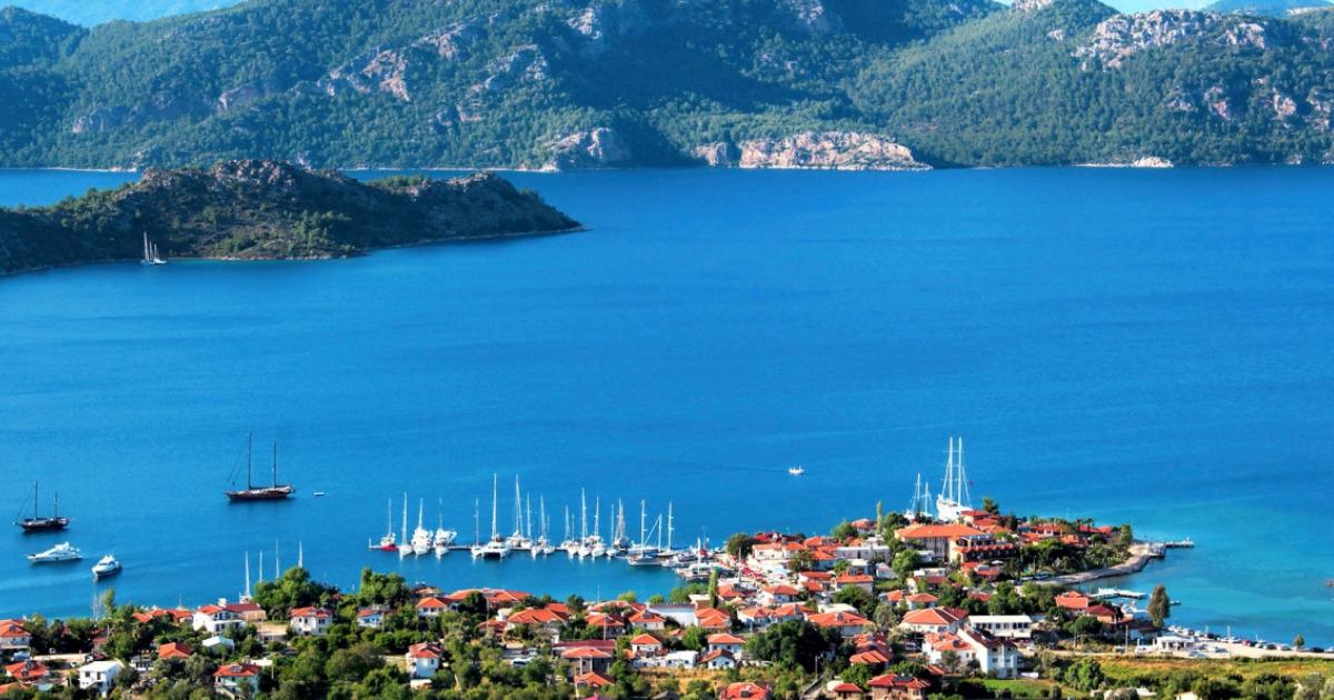 A Hidden Paradise in Marmaris Selimiye