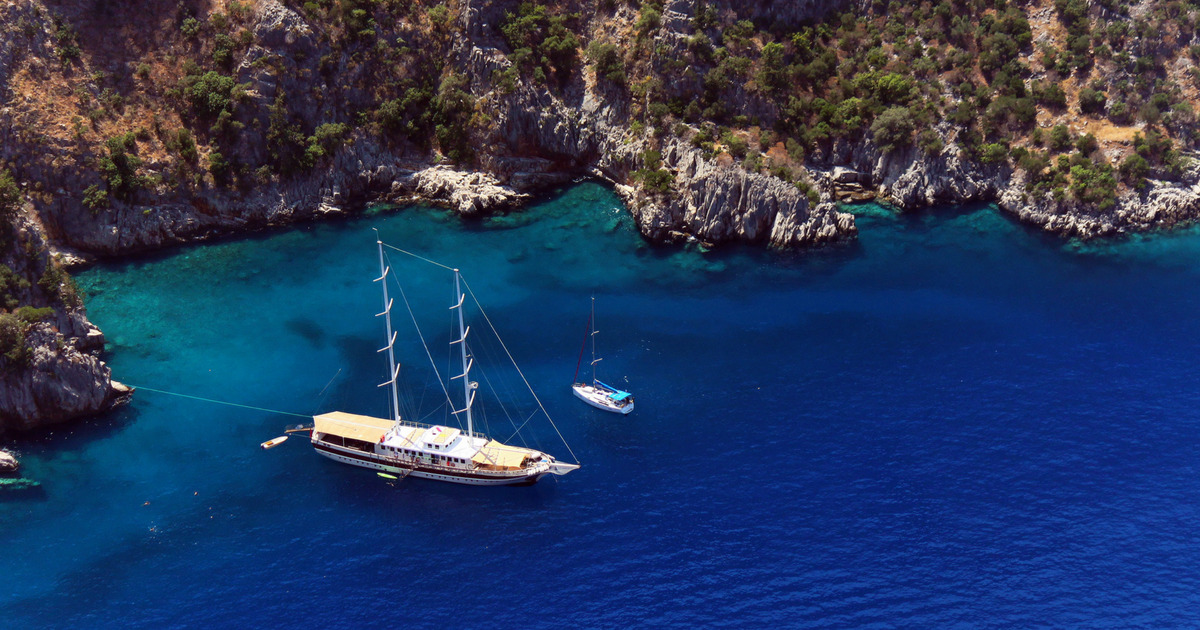 Gulet Cruise in Turkey Authentic Way to Sail into the Blue