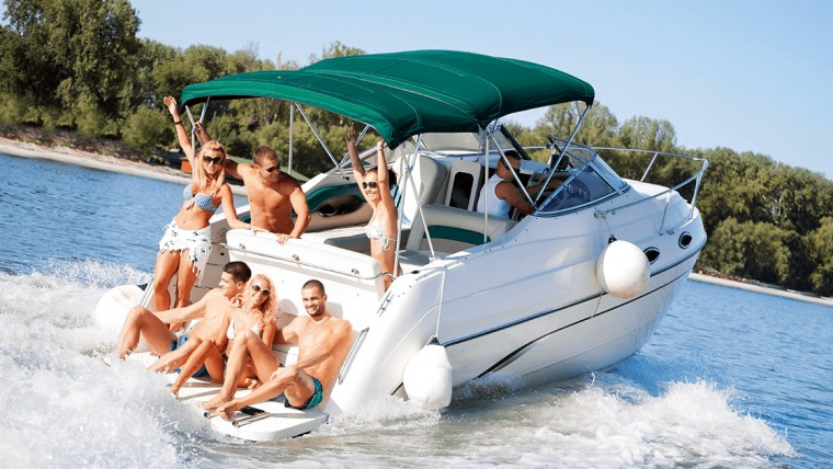 Hourly Boat Rental