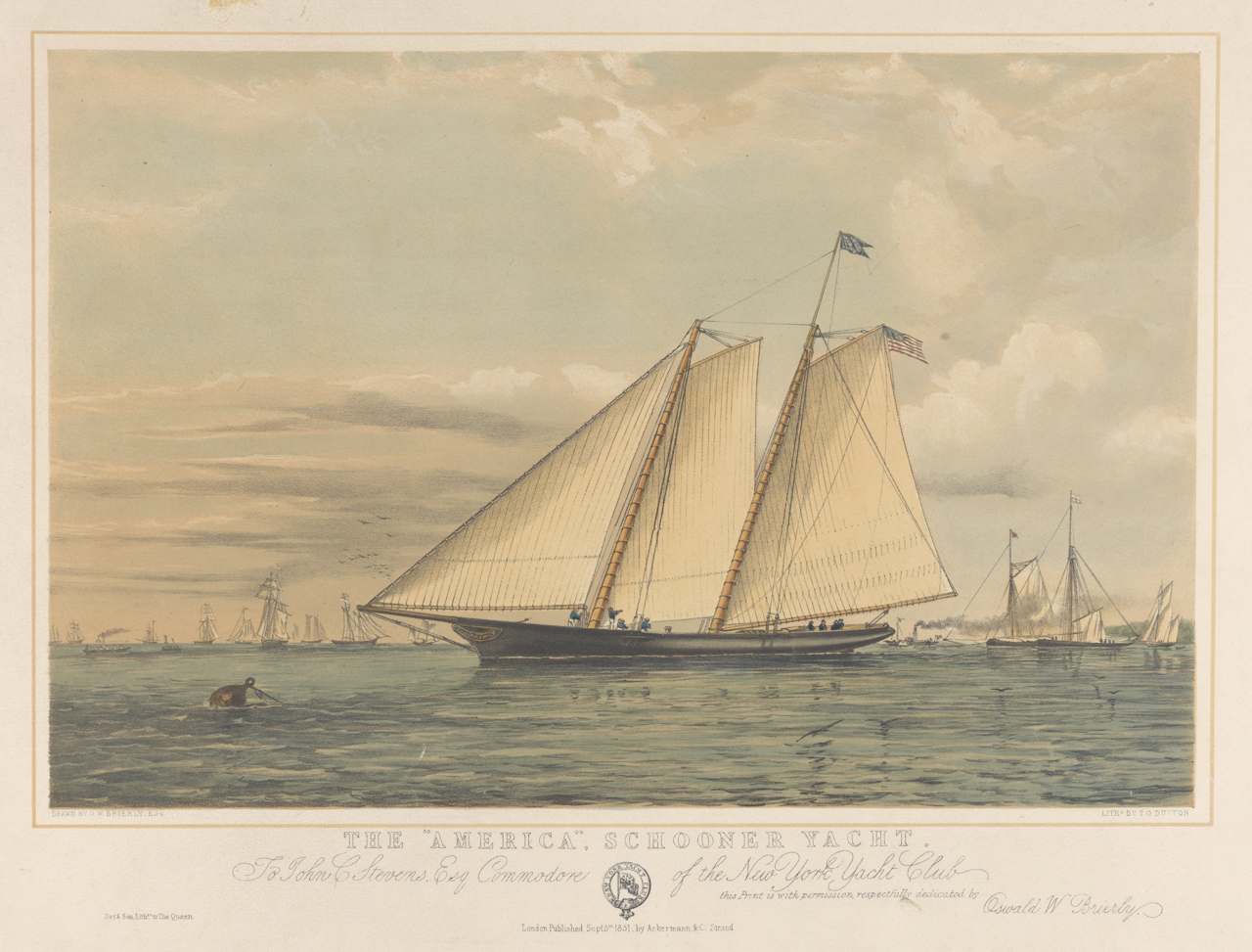 North American Schooner