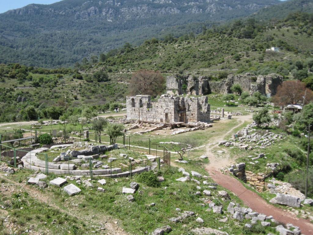 Physkos Antik Kenti